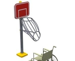 Баскетбольная стойка 11.5 11.5 11.5 11.5