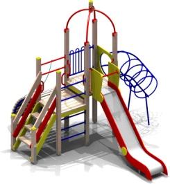 Детский игровой комплекс 10.21 10.21 10.21 10.21