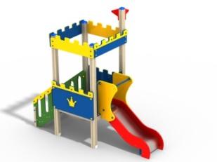 Детский игровой комплекс «Шахматная башня» 10.79 10.79 10.79 10.79