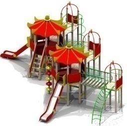 Детский игровой комплекс 10.78 10.78 10.78 10.78