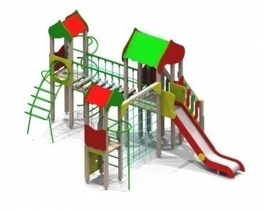 Детский игровой комплекс 10.23 10.23 10.23 10.23
