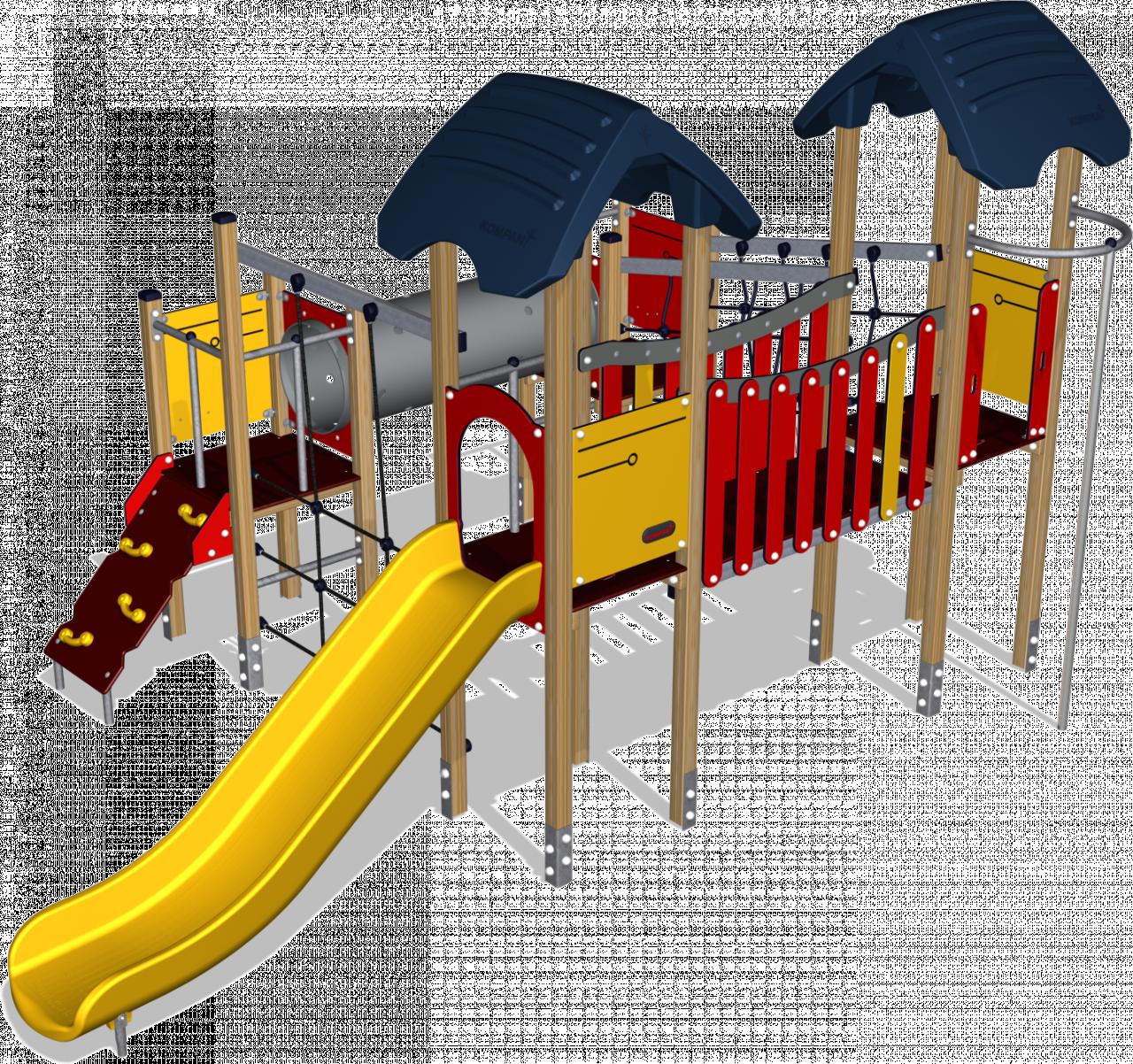 Детский игровой комплекс 10.119 10.119 10.119 10.119