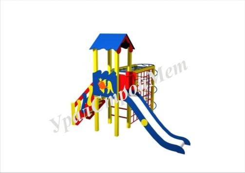 Детский игровой комплекс 10.39 10.39 10.39 10.39