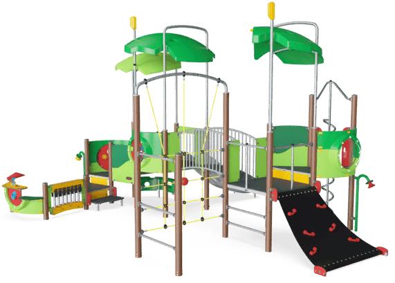 Детский игровой комплекс 10.126 10.126 10.126 10.126