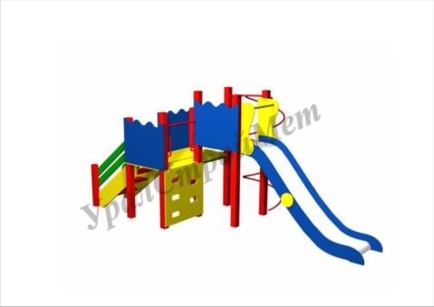 Детский игровой комплекс 10.47 10.47 10.47 10.47