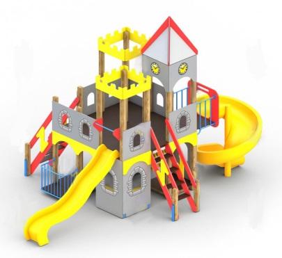 Детский игровой комплекс 10.52 10.52 10.52 10.52