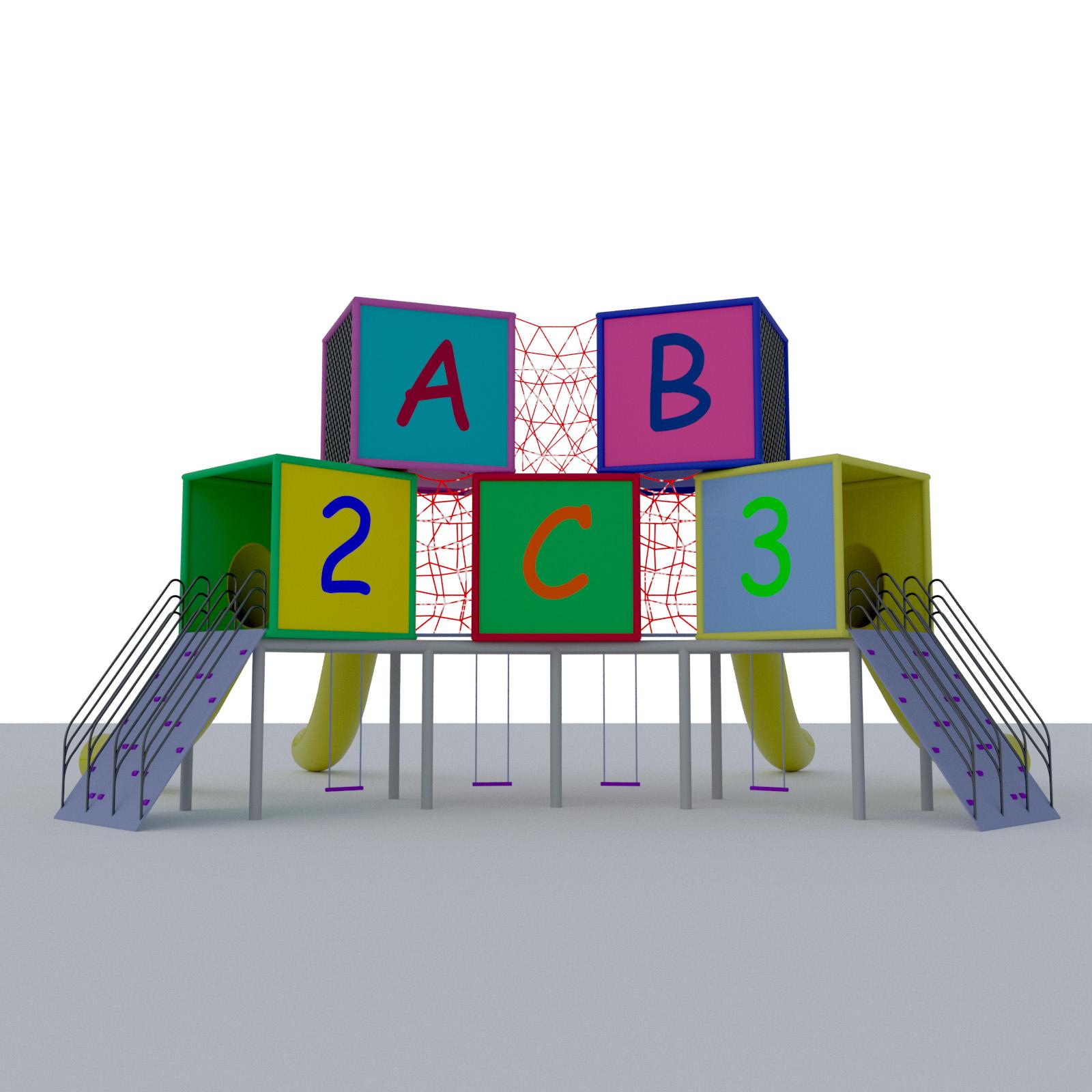 Детский игровой комплекс 10.130 10.130 10.130 10.130