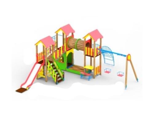 Детский игровой комплекс 10.53 10.53 10.53 10.53