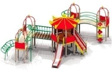 Детский игровой комплекс 10.81 10.81 10.81 10.81