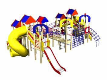 Детский игровой комплекс 10.58 10.58 10.58 10.58