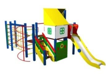 Детский игровой комплекс 10.61 10.61 10.61 10.61