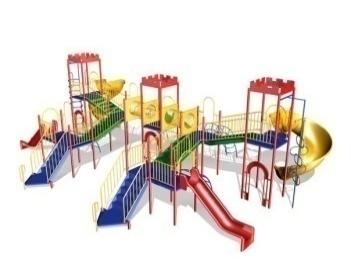 Детский игровой комплекс 10.63 10.63 10.63 10.63