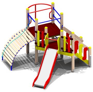 Детский игровой комплекс 10.25 10.25 10.25 10.25