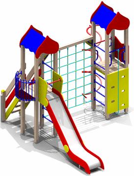 Детский игровой комплекс 10.9 10.9 10.9 10.9