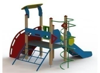 Детский игровой комплекс 10.83 10.83 10.83 10.83