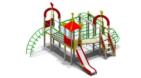 Детский игровой комплекс 10.26 10.26 10.26 10.26