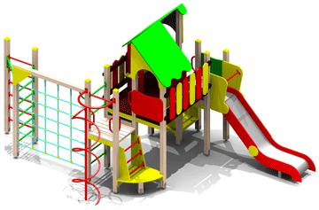 Детский игровой комплекс 10.10 10.10 10.10 10.10