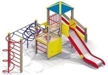 Детский игровой комплекс 10.84 10.84 10.84 10.84