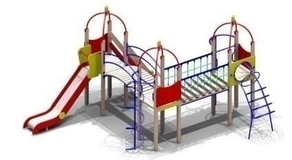 Детский игровой комплекс 10.27 10.27 10.27 10.27