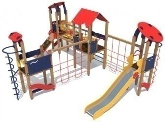Детский игровой комплекс 10.85 10.85 10.85 10.85