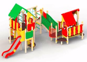 Детский игровой комплекс 10.87 10.87 10.87 10.87