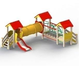 Детский игровой комплекс 10.94 10.94 10.94 10.94