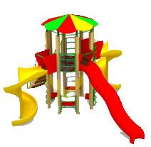 Детский игровой комплекс 10.92 10.92 10.92 10.92