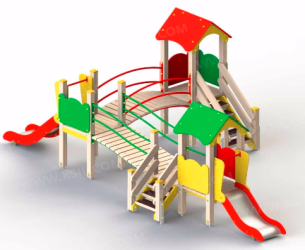 Детский игровой комплекс 10.86 10.86 10.86 10.86