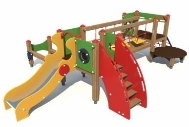 Детский игровой комплекс 10.97 10.97 10.97 10.97