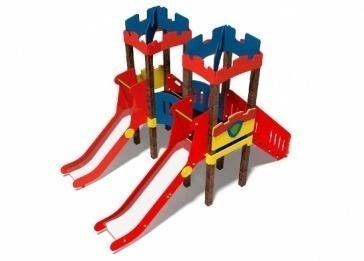 Детский игровой комплекс 10.100 10.100 10.100 10.100