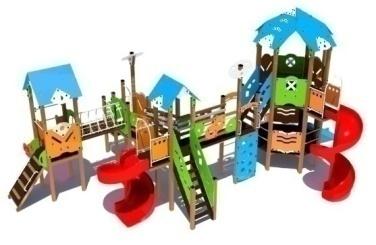 Детский игровой комплекс 10.104 10.104 10.104 10.104