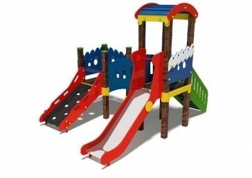 Детский игровой комплекс 10.101 10.101 10.101 10.101