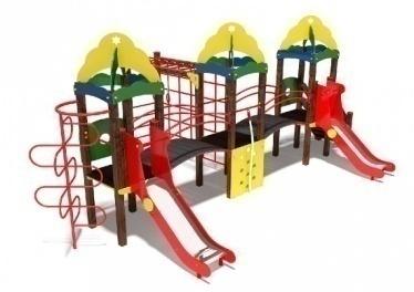 Детский игровой комплекс 10.96 10.96 10.96 10.96