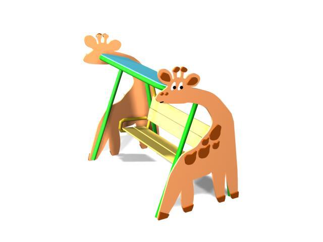 Диван-качели Жираф 5.11 5.11 5.11 5.11