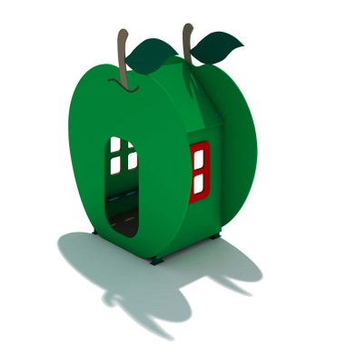 Домик-яблоко 9.58 9.58 9.58 9.58