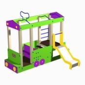 Горка «Трамвай», Н=650мм 4.46 4.46 4.46 4.46