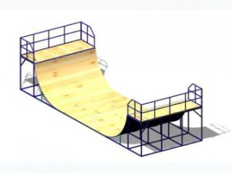 Гребень двойной для скейтбординга 14.23 14.23 14.23 14.23