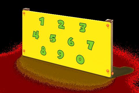Игровой элемент Цифры 27.10 27.10 27.10 27.10