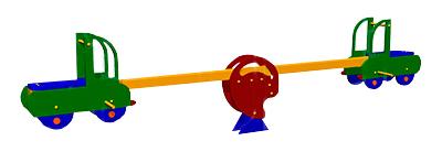 Качалка-балансир «грузовички» 6.18 6.18 6.18 6.18
