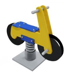Качалка на пружине «мотоцикл 2» 7.37 7.37 7.37 7.37