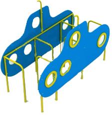 Лабиринт «подводная лодка»2 9.51 9.51 9.51 9.51