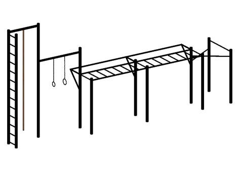 Рукоход, шведская стенка с канатом и кольцами (цельнометаллические) 16.38 16.38 16.38 16.38