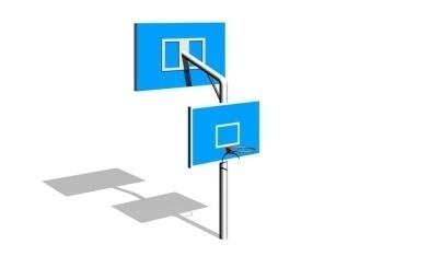 Щит баскетбольный двойной 13.51 13.51 13.51 13.51