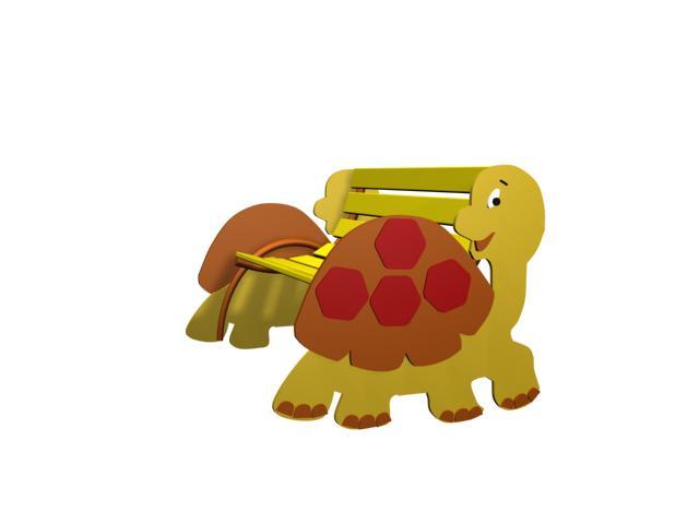 Скамья черепаха 19.18 19.18 19.18 19.18